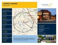 Linden Square Lease Flyer
