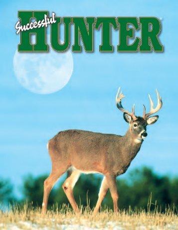 Succesful Hunter Media Kit - Wolfe Publishing Company