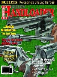 Handloader issue 241 - Wolfe Publishing Company
