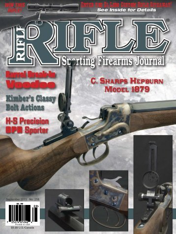 Enter The El Lobo Custom Rifle Giveaway! - Wolfe Publishing ...