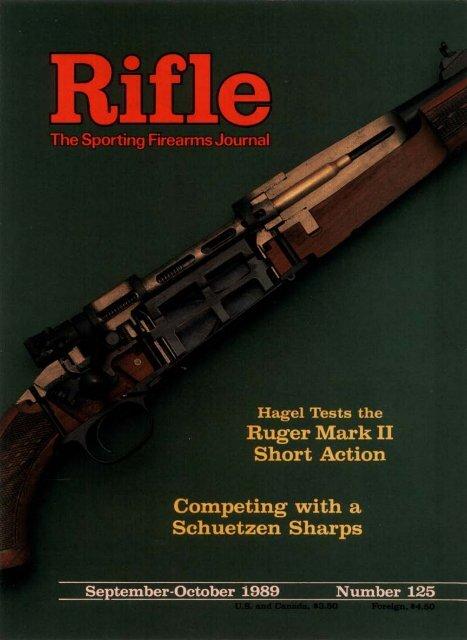 Ruger Mark I1 - Wolfe Publishing Company