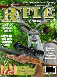 November 2007 No. 234 - Wolfe Publishing Company