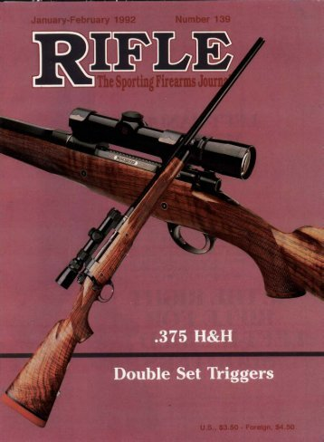 Double Set Triggers - Wolfe Publishing Company