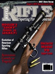 Ruger's NEW Gunsite Scout Rifle! - Wolfe Publishing Company