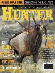 Successful Hunter Magazine - Wolfe Publishing Company