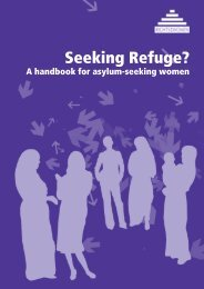 Seeking Refuge? - Rights of Women