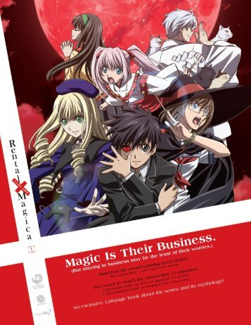 Magic Is Their Business. - Right Stuf