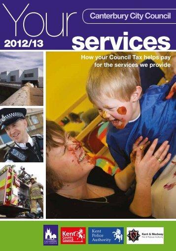 services - Kent County Council