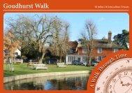 Goudhurst Walk - Walk Through Time