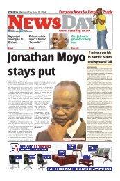 Newsday 11 June 2014