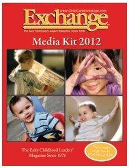 Media Kit 2012 - ChildCareExchange.com