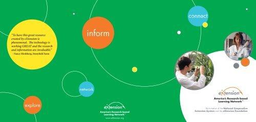 inform - eXtension