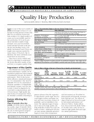 AGR-62: Quality Hay Production - UK College of Agriculture ...