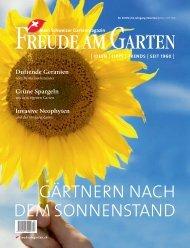 Freude am Garten 3/2014