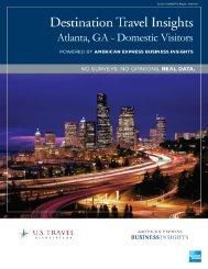 Atlanta, GA - Domestic Visitors