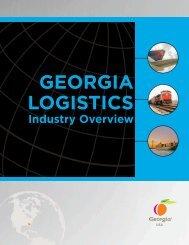 georgia logistics - Georgia Department of Economic Development