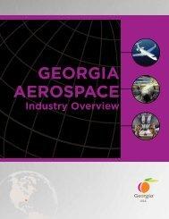 brochure_aerospace_2011 - Georgia Department of Economic ...