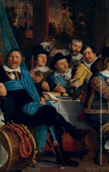 (detail), 1648, Bartholomeus van der Helst, Rijksmuseum