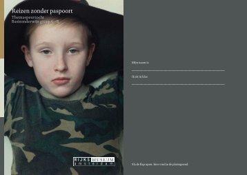 Reizen zonder paspoort - Rijksmuseum