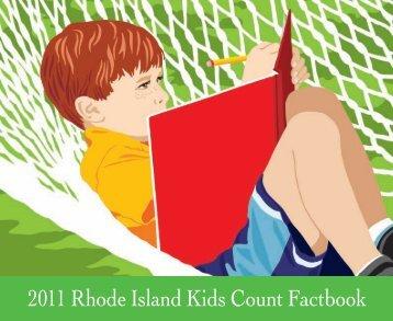 2011 Rhode Island Kids Count Factbook
