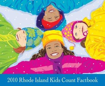 2010 Rhode Island Kids Count Factbook