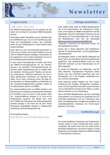 pdf, 1 Mb - RIMAX