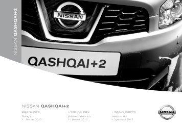NISS AN Qash Q ai+2 NISSAN QashQai+2