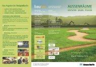AUSSENRÄUME - Rimini Baustoffe GmbH