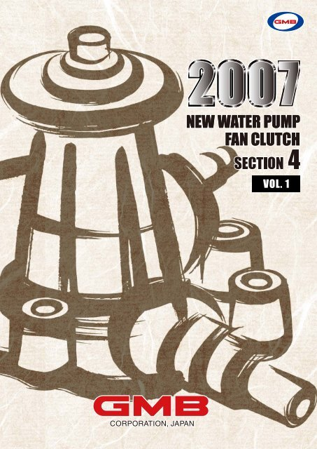 For Chrysler Imperial Dodge Monaco Plymouth Suburban V8 Engine Water Pump GMB