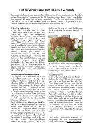 Infoblatt Zwergwuchs