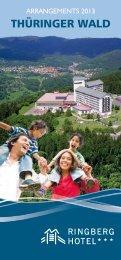 Flyer zum ansehen - Ringberg Resort Hotel