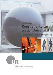 Kunst und Kultur an der Universit