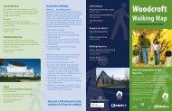 Woodcroft Walking Map - City of Edmonton