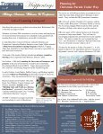 Downtown Happenings November '08 Edition - Page 2