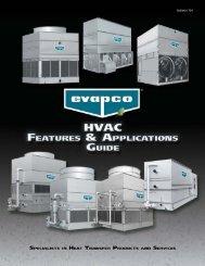 HVAC Marketing Brochure final:HVAC Features & App ... - Evapco