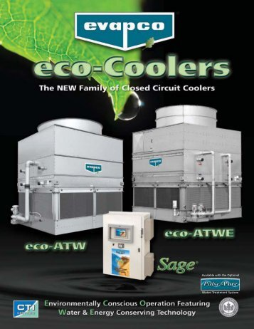 Eco Cooler Highlights Brochure - Evapco