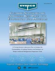Evaporator Cleaning Solutions - Evapco