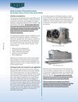 Evaporator Cleaning Solutions - Evapco - Page 5