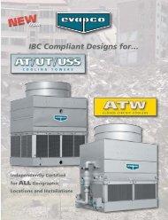 IBC Marketing Brochure - Evapco