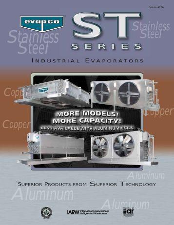 Aluminum Stainless Steel - Evapco