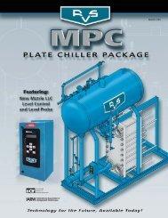 MPC Plate Chiller - EVAPCO.com