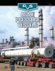 RVS Vessel Capabilities - Evapco