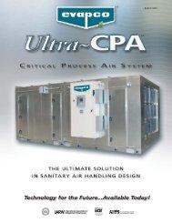 Ultra-CPA Brochure - Evapco