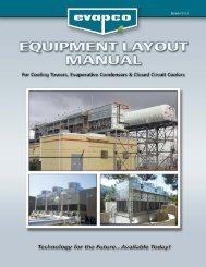 Equipment Layout Manual 311J:Layout 1 - Evapco