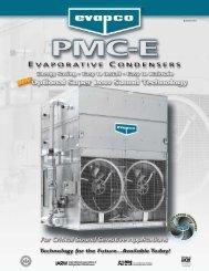 PMC-E Low Sound Solutions Brochure - Evapco
