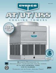 UT Marketing and Engineering Bulletin - Evapco