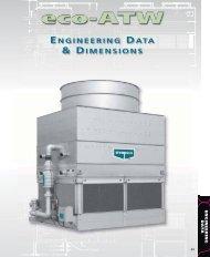 eco-ATWB Engineering Bulletin - Evapco