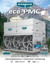 eco-PMC Design and C - Evapco