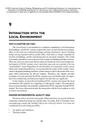 9 interaction with the local environment - Evapco