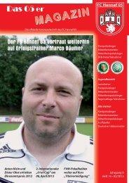 Senioren - beim FC Hennef 05